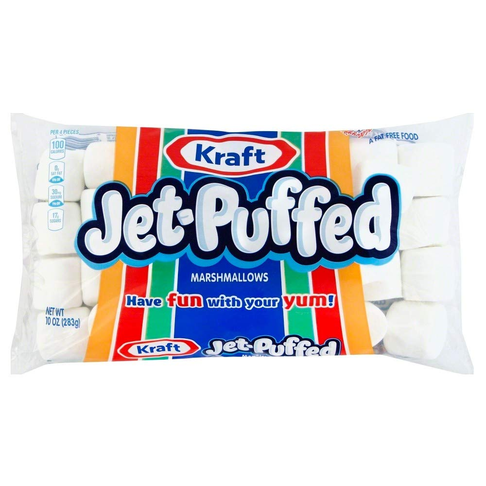 Kraft Jet-Puffed Marshmallows (Pack of 24) by Generic (Image #1)