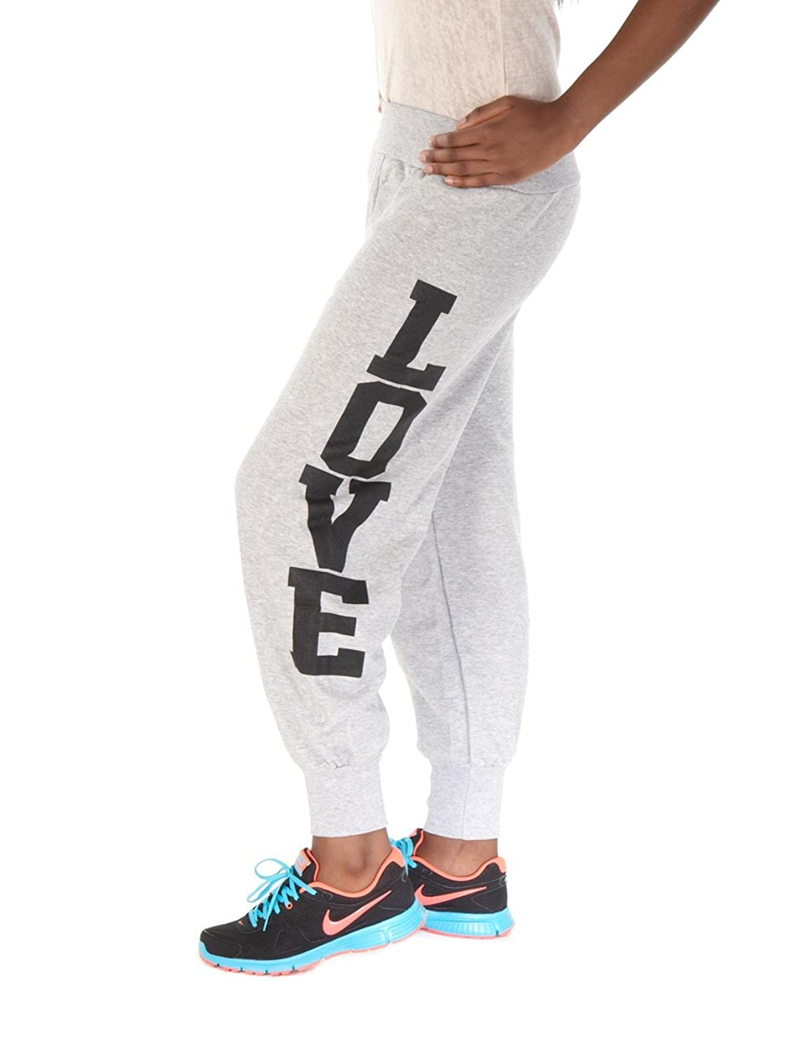 Balingi Joggers with trendy side print BA10249