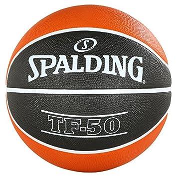 Spalding ACB Tf50 Sz. 7 (83-663Z) Balón de Baloncesto, Unisex ...