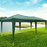 Kinbor Canopy Wedding Party Tent Heavy Duty Outdoor Gazebo Green (10×20) For Sale