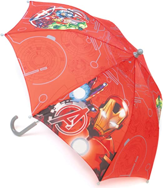 MARVEL VENGADORES Paraguas, Rojo: Amazon.es: Hogar