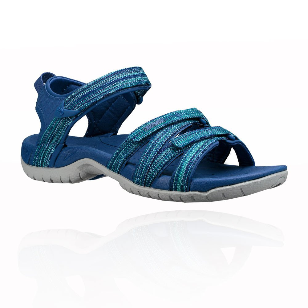 Teva Women's Tirra Athletic Sandal B079YPBDVG EU 37 - US W6|Galaxy Blue Multi