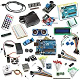 arduino starter kit deluxe - Starter Kit Deluxe with Genuine Arduino Uno R3