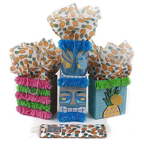 Luau Gift Bags - 7