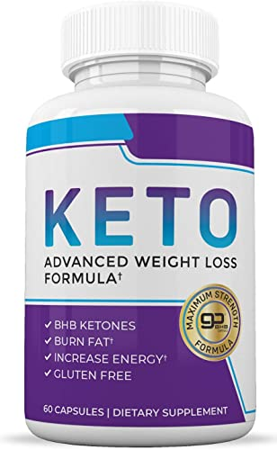Great Keto Diet Pills – Ketogenic Keto BHB Supplement – Appetite Suppressant Weight Loss Pills for Women and Men – Ketosis Diet Pill Weightloss Supplements – Exogenous Ketones- 60 Capsules