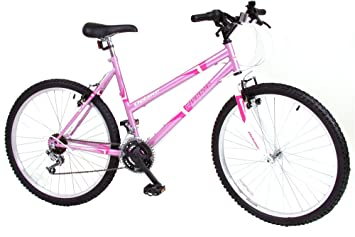 Octane Breeze 24 Rigid Frame Girls Mountain Bike