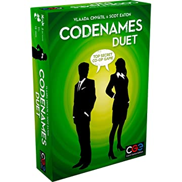 best Codenames Duet reviews