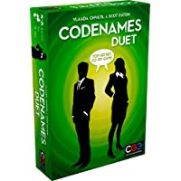 Czech Games Edition Current Edition Codenames Duet Board Game