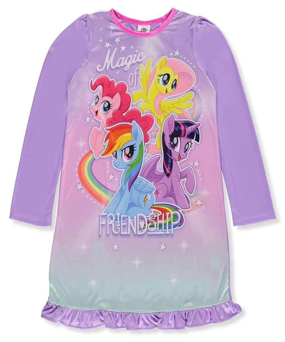 My Little Pony Little Girls' Nightgown 6