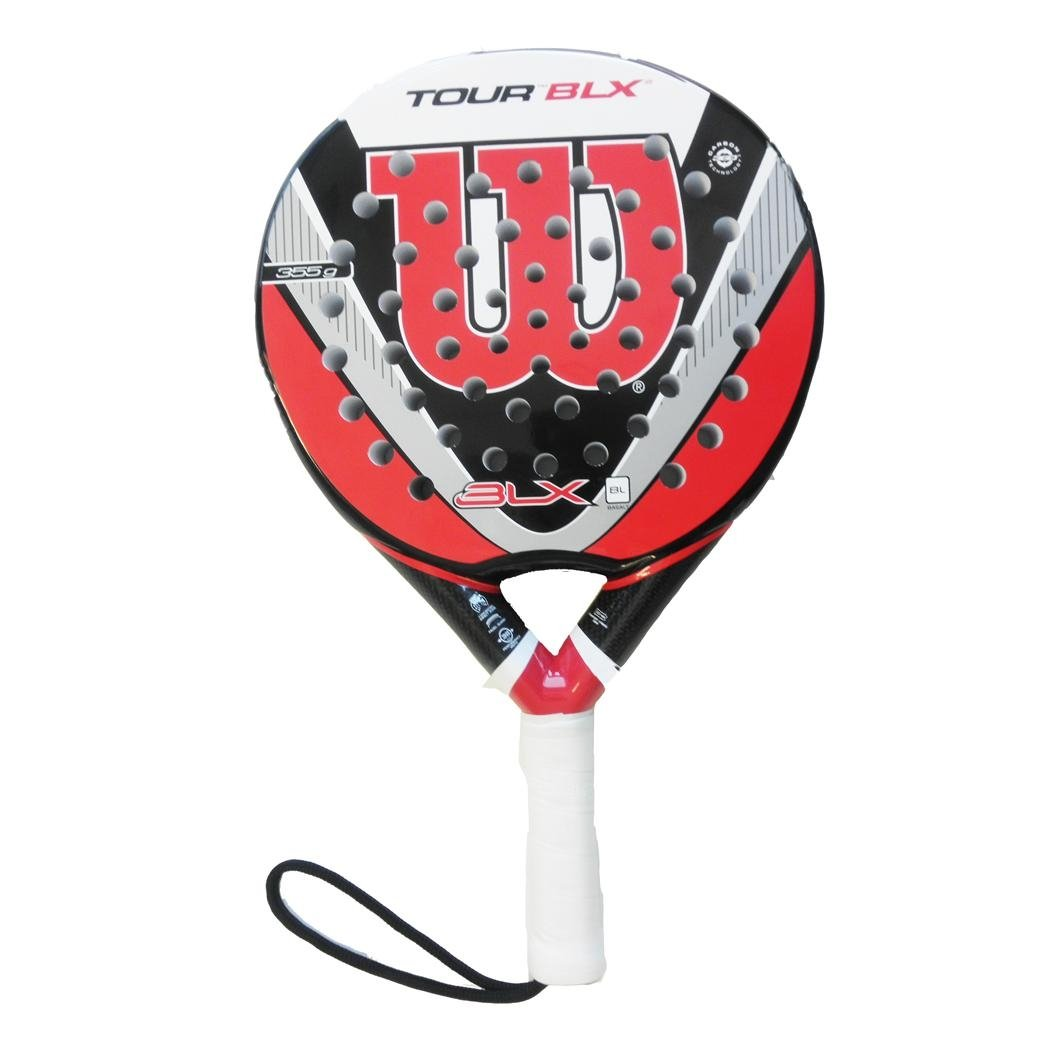 Wilson Tour BLX - Pala de pádel, 38 mm: Amazon.es: Deportes ...