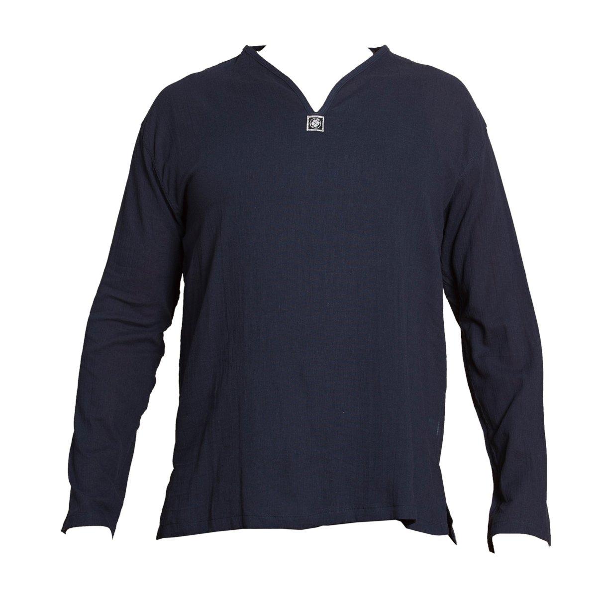 Panasiam/® camicia estiva in 100/% puro cotone naturale piacevolmente morbido