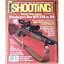 Shooting Times December 1979: Winchester's New M70 XTR in .270