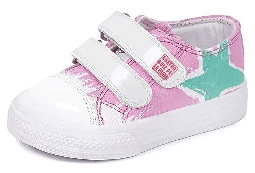 Agatha Ruiz de la Prada 152920 - zapatilla deportiva de lona niña: Amazon.es: Zapatos y complementos