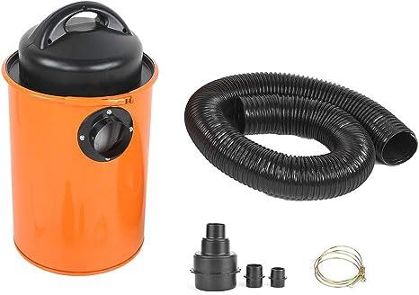 Aspirador Industrial Portátil 1200W Aspiradora de Cenizas con ...