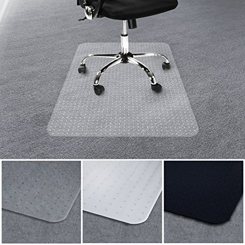 casa pura Office Chair Mat for Carpets | Floor Protector (Carrying Case 30