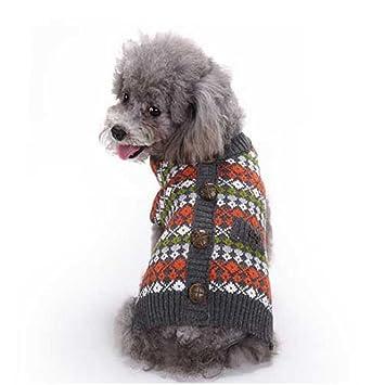 England Stil Muster Haustier Kleidung, Hmeng Nette Warme Hund ...