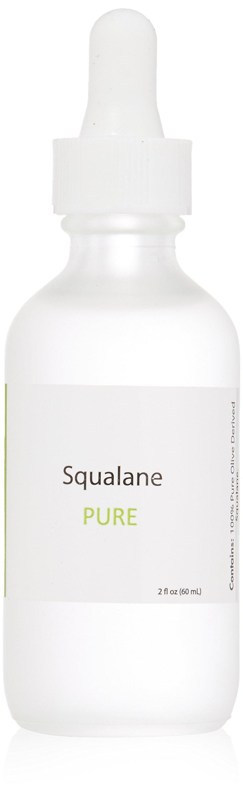 Squalane 100% Pure (2 oz (60 mL))