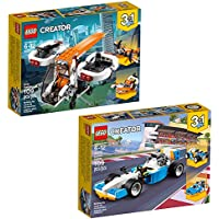 LEGO 6237338 Creator Drone Explorer and Extreme Engines...