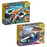 3 in 1 lego sets - LEGO Creator Creator Bundle Building Kit (218 Piece) Stacking Toys