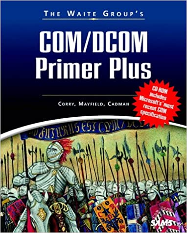 Book Waite Group's COM/DCOM Primer Plus