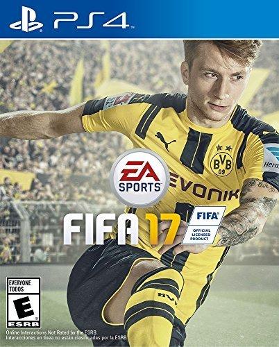 EA FIFA 17 - Sports Game - PlayStation 4