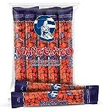 Manzela Garapiñado Peanuts 10 count 7.05 oz. each; Net Wt. 4.4 lb. / Cacahuate Garapiñado 10 pz de 200grs; Cont. Net. 2kg