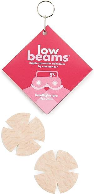 Commando Women's Low Beams - Nipple Concealer Adhesives