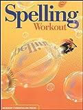 SPELLING WORKOUT HOMESCHOOL BUNDLE LEVEL D COPYRIGHT 2002