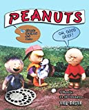 Viewmaster PEANUTS- Classic Clay Figure Art - 3 Reels 21 3D Images