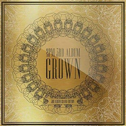 2PM - Grown: Grand Edition (2CD+28p Photo Booklet+124p Making Book+6 Post Cards+Extra Gift Photo)
