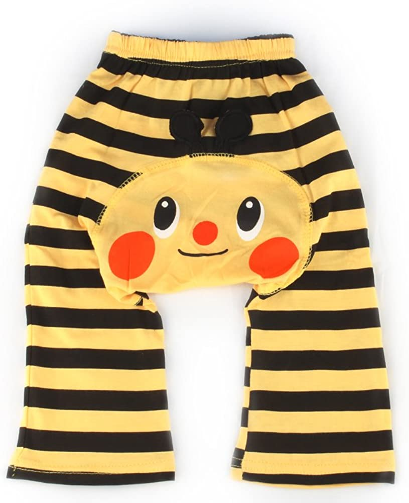 BONAMARTBoys Girls Baby Toddler PP Bottom Pants Trousers Animal Leggings