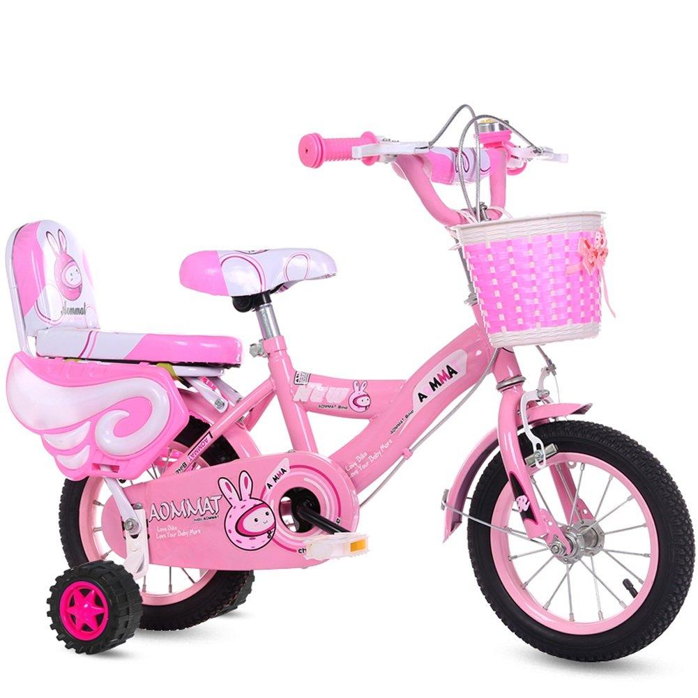 人気ブランドの CHS@ 子供用自転車3-6-9歳の男の子と女の子12/14 CHS@ B07PZK1537 16