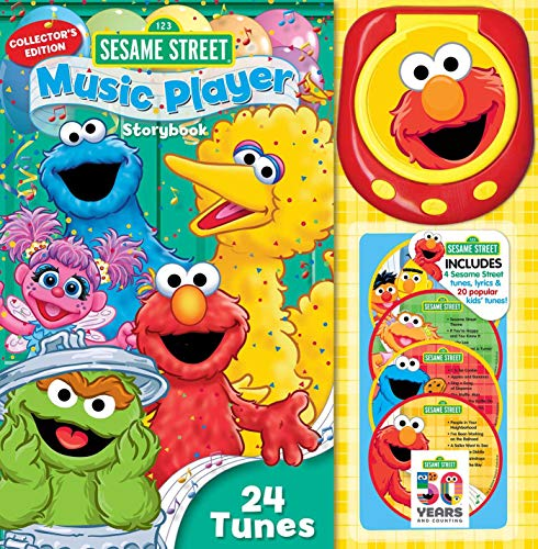 - Sesame Street Music Player Storybook: Collector's Edition