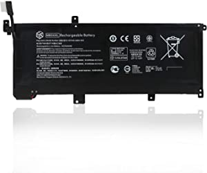 HSX MB04XL Battery for HP Envy X360 M6-AQ105DX M6-AQ003DX M6-AQ005DX M6-AR004DX AQ103DX onvertible PC 15 15-AQ005NA 15-AQ101NG AQ015NR Series Notebook 843538-541 844204-850 [15.4V /55.67Wh/3470mAh]