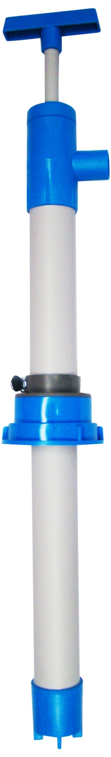 Action Pump 7011 PVC Siphon Pump for 5-6 Gallon Pails, 70 mm Bung Adapter