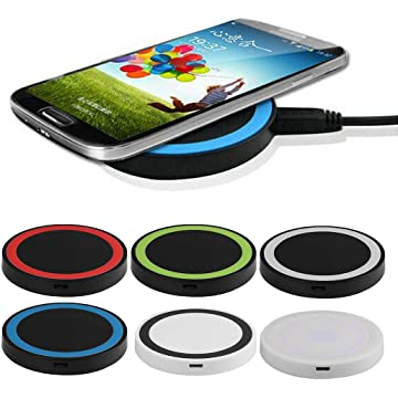 edited Wireless Charging Pad Phone Wireless Charger for Android Charging Stations