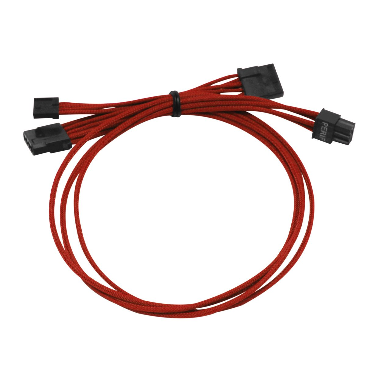 EVGA G2/G3/P2/T2  100-CR-1300-B9 Power Supply Cable Set (Individually Sleeved), Red by EVGA (Image #6)
