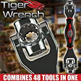 Tiger Wrench 48 in 1 BEST Dog bone Metric Wrench AS SEEN ON TV!! NEW!!