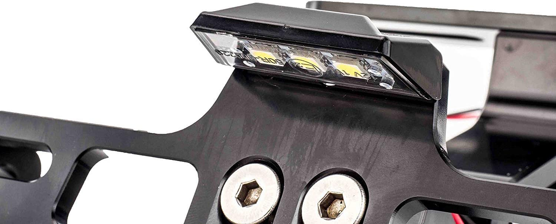 Led Mini Kennzeichenbeleuchtung Raximo Motorrad Roller Atv Quad Auto