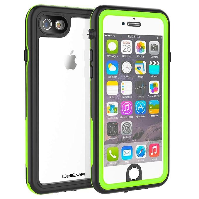 CellEver - Carcasa Impermeable para iPhone 6/7/8: Amazon.es ...