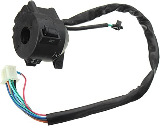 Wooya 7//8Inch Handlebars Left /& Right Control Switch For Honda Rebel Ca250 Cmx 250 96-12 Cmx250C 03-11