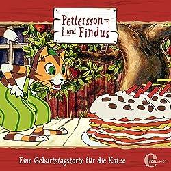 Eine Geburtstagstorte für die Katze (Pettersson und Findus 1)