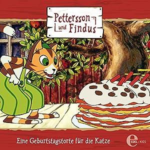 Eine Geburtstagstorte für die Katze (Pettersson und Findus 1) Hörspiel