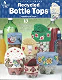 img - for Plastic Canvas Recycled Bottle Tops (Annie's Attic #872436) book / textbook / text book