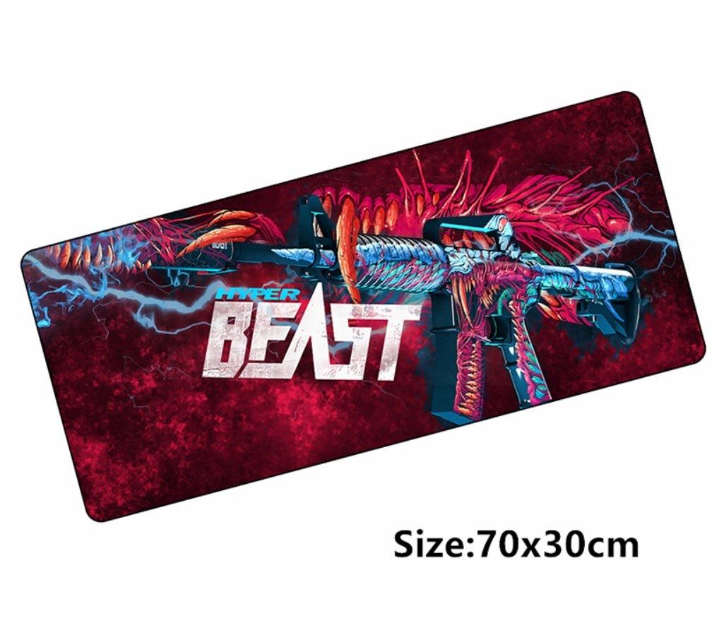 70 * 30cm Hyper Beast M4A1 CS GO Mouse pad mat CSGO: Amazon in