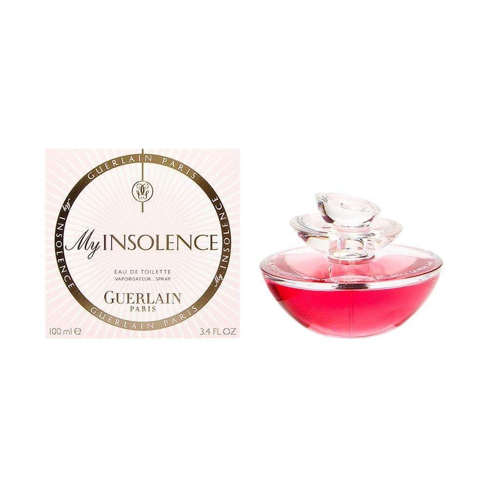 Natural For De Eau 3 Fl Toilette Women Guerlain oz Insolence Spray By 4 My 100ml vwN80Oymn