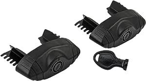 Rhino-Rack Plastic Core Locking End Cap for Vortex Aero Bars