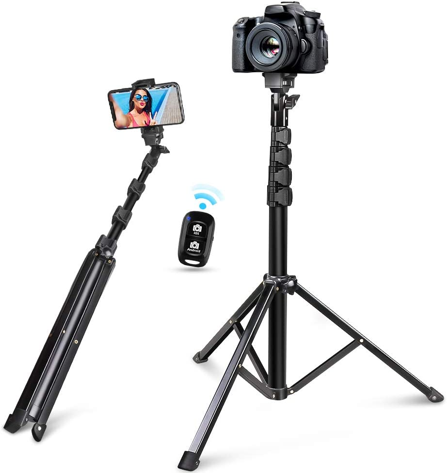 53% Off Coupon – Selfie Stick Tripod With Remote