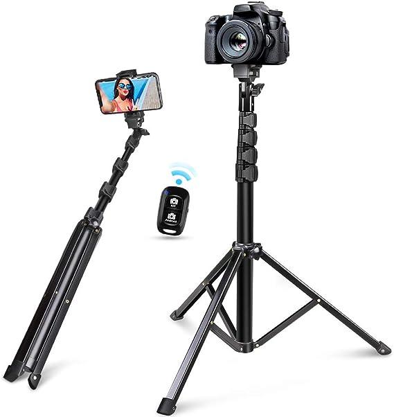 Color : Color2 Teng AYSMG Bluetooth Shutter Remote Selfie Stick Tripod Mount Holder for Vlogging Live Broadcast