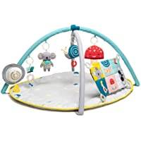 """Taf Toys 4 in 1 music and light All around me baby gym thickly padded with soft mat and a unique """"Sensi-center"""" for a…"""